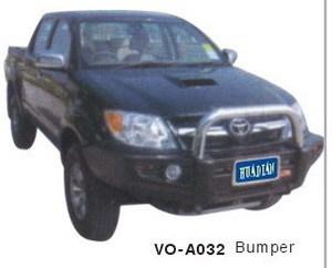 Бампер передний металлический VO-A032 TOYOTA HILUX VIGO PICK UP 2005г
