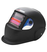 Шлем сварочный с автоматическим затемнением (черный)