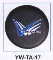 Чехол запасного колеса YW-TA-17 TOYOTA RAV4 (94-02)