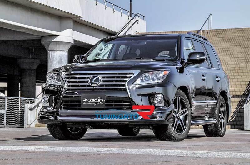 """Аеродинамический обвес """"JAOS"""" для Lexus LX570 2012г.+"""
