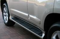 Подножки боковые для Lexus GX460