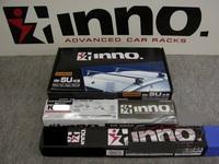 Крепления под багажник INNO для HONDA CROSSROAD (2007-)