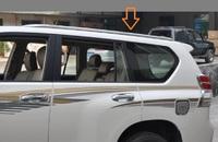 Рейлинги продольные под Лексус для Lexus GX460