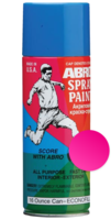 Краска-спрей флуоресцентная (розовая)