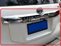 Накладка задней двери под номер комплект для LC Prado 150 2014г+