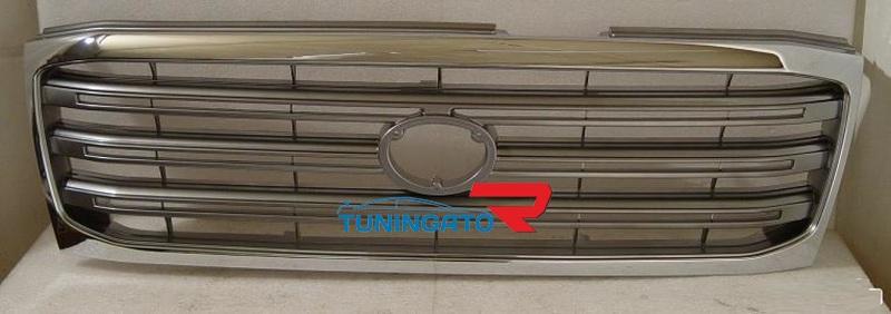 Решётка радиатора HD007100#ZA28-FJ100-B LAND CRUISER (2004-2006)