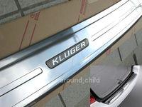 Хромированная накладка на задний бампер 08475-48020 TOYOTA KLUGER / HIGHLANDER (2000-2007)