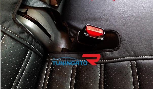 Модельные чехлы для Honda CR-V 06-11 черные