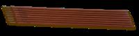 Электроды сварочные из нержавеющей стали AWS-E308L-16 (2.5 мм х 300 мм)