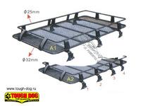 Багажник на крышу HD08-D1 (220x125x19)