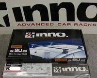 Багажник с поперечинами на крышу INNO для Nissan Sentra / Sunny (1995-1999)