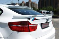 Спойлер задний HAMANN оригинал для BMW X6