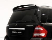 "Cпойлер на багажник ""BRABUS"" для Mercedes GL (X164)"