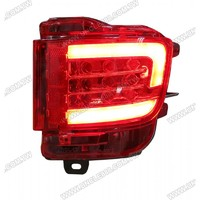 Диодные фонари в задний бампер 778L-FJ200-16 для Land Cruiser 200 07-