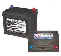 Аккумуляторная батарея ABRO MASTERS SMF-80D26R ССА 610 а/ч 70