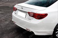 Спойлер на крышку багажника, узкий, Япония для Toyota Mark X 2010г