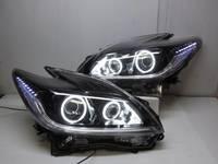 Фары ангельские глазки SONAR для Toyota Prius 2009-