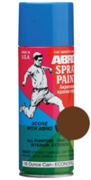 Краска-спрей стандартная 67 (коричневая)