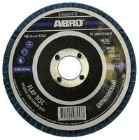 Диск торцевой лепестковый циркониевый 60 (100 мм х 16 мм)