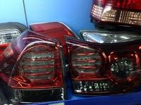Стоп-сигналы в стиле Lexus TOYOTA HARRIER (2002-2008)