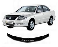 Дефлектор капота Nissan Almera (06-12)