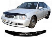 Дефлектор капота Nissan Bluebird U14 (1995-2000)