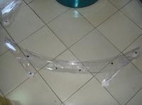 Дефлектор капота (прозрачный) TOYOTA CAMRY ACV30;35 (01-03)