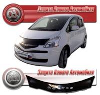 Дефлектор капота (серый) TOYOTA RACTIS (2005-2010)