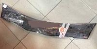 Дефлектор капота (черная шелкография) TOYOTA RACTIS (2005-2010)