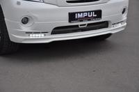 Обвес переднего бампера Impul для Nissan Patrol Y62