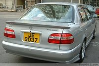 Спойлер задний RS для Toyota Corolla 96-00г. AE110