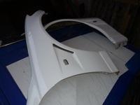 Тюнинговые крылья тип2, пластиковые, 20мм. вынос для ALTEZZA 98-05 \Lexus IS200