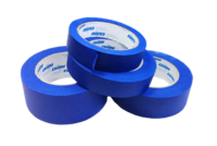Лента малярная профессиональная синяя (24 мм х 50 м)
