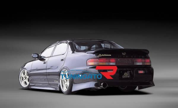 Комплект обвесов, тюнинг, FINAL KONNEXION для Toyota Cresta (93-96г.)