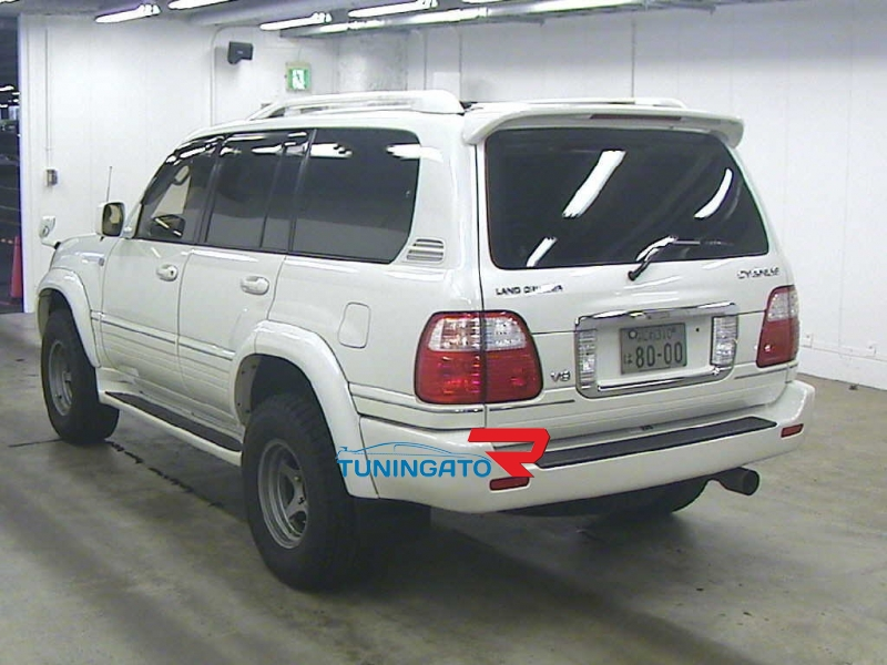 Расширители колёсных арок (Фендера) широкие для TOYOTA LAND CRUISER 100 (1998-2006)
