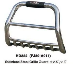 Кенгурятник передний HD222(FJ80-A011) LAND CRUISER 80 (90-97)
