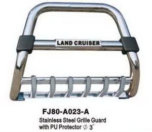 Кенгурятник передний FJ80-A023A