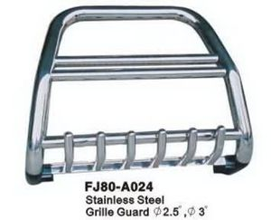 Кенгурятник передний FJ80-A024 LAND CRUISER 80 (90-97)
