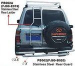 Лестница задняя PB002A(FJ80-E019) LAND CRUISER 80 (90-97)