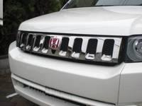Решетка радиатора Хамер для Honda Crossroad