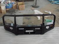 Бампер силовой передний для MITSUBISHI PAJERO V93/97 (2008-2014)