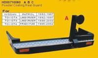 Бампер задний металлический HD0071008-A SAFARI / PATROL Y60 89-