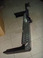 Бампер задний металлический HD0071008-A TOYOTA LAND CRUISER 80