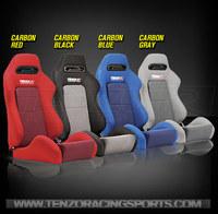 Спортивные сиденья TENZO-R, марка - Type-R evo racing