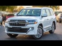Аэродинамический обвес Executive Lounge Ver.2 для Toyota Land Cruiser 2015г.-