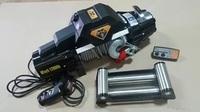 Лебедка электрическая 12V Electric Winch 12000lbs / 5443 кг влагозащищенная 3196