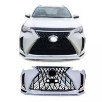 Аэродинамический обвес в стиле Lexus Type 2 для Toyota Fortuner 2017г.