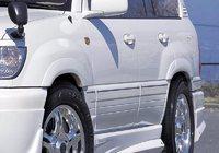 Расширители колёсных арок (Фендера) Jaos для TOYOTA LAND CRUISER 100 (1998-2006)