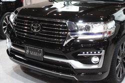 Аэродинамический обвес Double Eight Toyota LC200 2015-2016