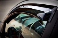 Ветровики на окна клеющиеся BMW X1